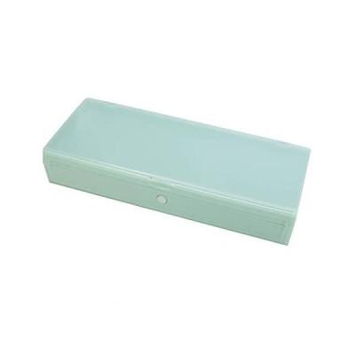 筆箱[PLA-COLLE プラコレ ペンケース]くすみラテカラー/オリーブ