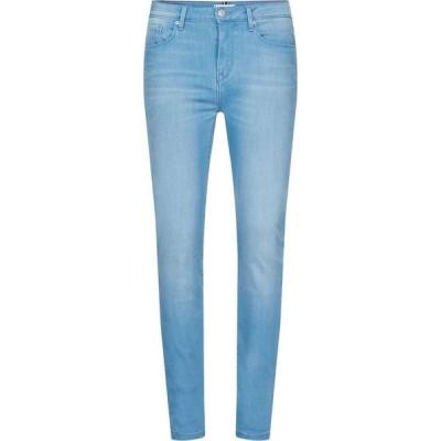 トミー ヒルフィガー Tommy Hilfiger レディース ジーンズ・デニム ボトムス・パンツ Skinny Como Blue Jeans Light Blue