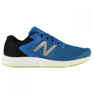 ニューバランス New Balance メンズ ランニング・ウォーキング シューズ・靴 M490 Running Shoes Blue/Silv/Wht