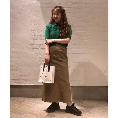 スカート PICCADILLY × Ray BEAMS / 別注 リーン スカート