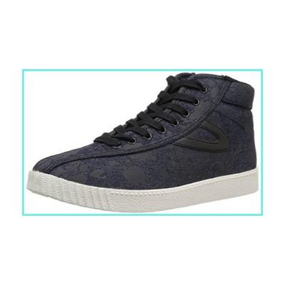 【新品】TRETORN Men's NYLITEHI Sneaker, Nero/Black, 9 Medium US(並行輸入品)