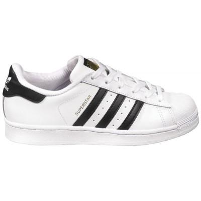 アディダス adidas レディース スニーカー シューズ・靴 Originals Superstar Shoes White/Black