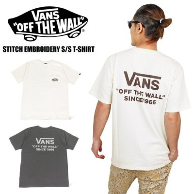 VANS バンズ 半袖Tシャツ メンズ SK8 ポケT メンズ バンズ ヴァンズ ストリート スケボー アメカジ 121R1011300 ゆうパケット1点まで送料無料