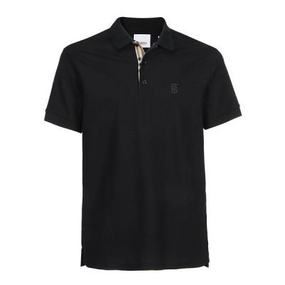 バーバリー メンズ ポロシャツ トップス Burberry Monogram Polo Shirt -
