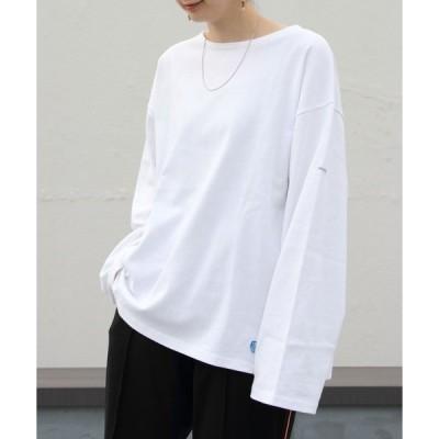 tシャツ Tシャツ ORCIVAL/オーシバル コットンロード クルーネック ソリッド #B241