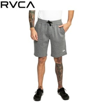【RVCA】ルーカ 2019春夏 RVCA SPORT SIDELINE メンズ ウォークパンツ スウェットパンツ ハーフパンツ 半ズボン ボトムス S・M・L・XL