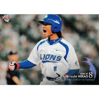 2007BBMベースボールカード 1st レギュラー 054 平尾博嗣 (埼玉西武ライオンズ)