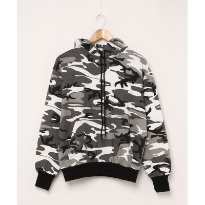 Parks TOKYO / 【ROTHCO/ロスコ】(UN)CAMO PULLOVER HOODED SWEAT MEN トップス > パーカー