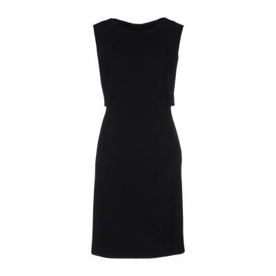 アルベルタ フェレッティ ALBERTA FERRETTI ミニワンピース&ドレス ブラック 46 シルク 100% / ナイロン ミニワンピース&