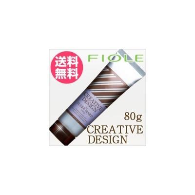 ◎フィヨーレ クリエイティブデザイン スーパーハードワックス <80g> /スーパーハードタイプ/ヘアスタイリング/FIOLE