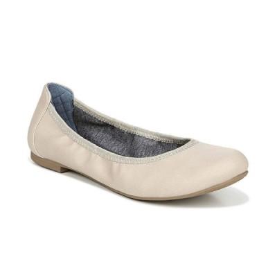 ドクター ショール Dr. Scholl's レディース スリッポン・フラット シューズ・靴 Feel Good Ballerina Flats Port Beige