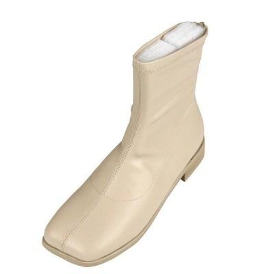 ショートブーツ レディース ブーティ ブーツ 黒 牛革 レザー 無地 カジュアルシューズ 歩きやすい 秋冬ブーツ おしゃれ