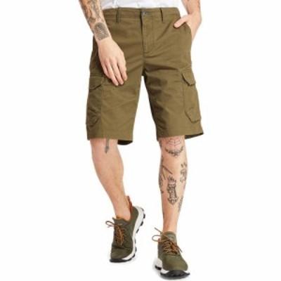 ティンバーランド Timberland メンズ ショートパンツ カーゴ ボトムス・パンツ tarleton lake stretch twill relaxed cargo shorts Grape