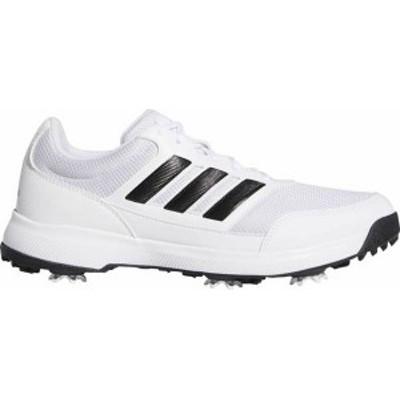アディダス メンズ スニーカー シューズ adidas Men's Tech Response 2.0 Golf Shoes White/Black/White