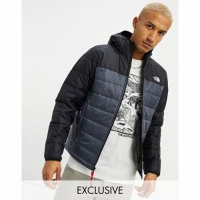 ザ ノースフェイス The North Face メンズ ジャケット アウター Synthetic jacket in grey Exclusive at ASOS