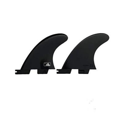 サーフィン フィン マリンスポーツ P-FCS II-GL AQUBONA Single Tab & Dual Tab Surf/SUP Fin for Lon