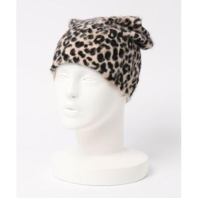 miniyu / mhbg/135323 WOMEN 帽子 > ニットキャップ/ビーニー