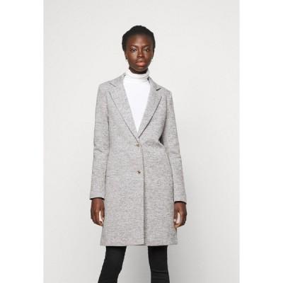 オンリー トール コート レディース アウター ONLCARRIE LIFE COAT - Classic coat - light grey melange