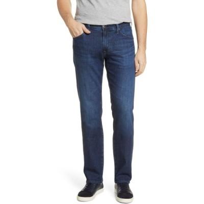 エージー AG メンズ ジーンズ・デニム スキニー・スリム ボトムス・パンツ Graduate Slim Straight Leg Jeans Crusade