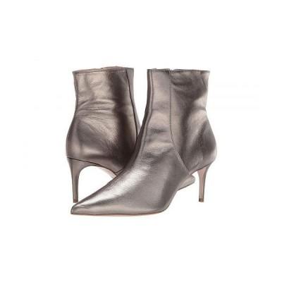 Schutz シュッツ レディース 女性用 シューズ 靴 ブーツ アンクル ショートブーツ Bette - Gunmetal