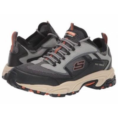 SKECHERS スケッチャーズ メンズ 男性用 シューズ 靴 スニーカー 運動靴 Stamina 2.0 Berendo Taupe/Black【送料無料】