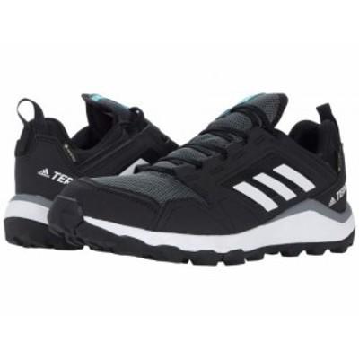 adidas Outdoor アディダス レディース 女性用 シューズ 靴 スニーカー 運動靴 Terrex Agravic TR GTX Black/Crystal【送料無料】