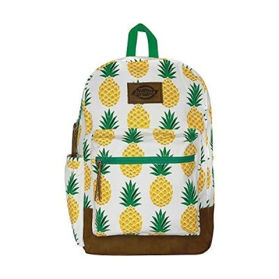 Dickies Colton Cotton Canvas Backpack (Pineapples)_並行輸入品