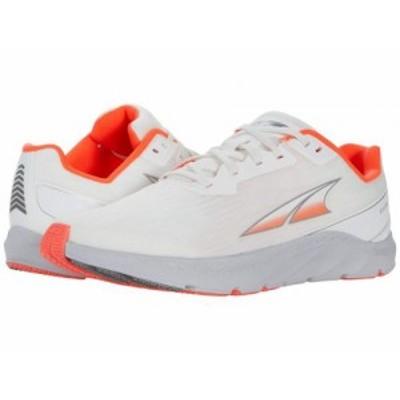 Altra Footwear オルタフットウエア レディース 女性用 シューズ 靴 スニーカー 運動靴 Rivera White/Coral【送料無料】
