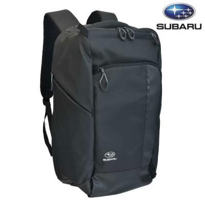 FHDS20000500【スバル公式】ハイスペックバックパック【SUBARUグッズ】スバルロゴグッズ リュックサック バッグ カバン