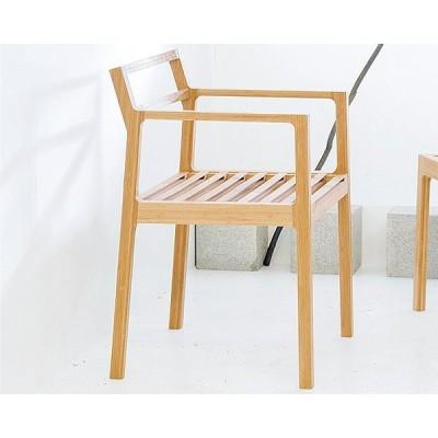 竹のダイニングチェア 【TENSION】肘付きタイプ 【アジアン 和】 在宅 在宅ワーク 在宅勤務 リモートワーク