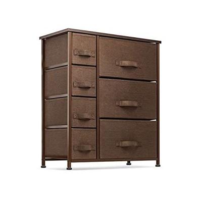 特別価格7 Drawers Dresser - Furniture Storage Tower Unit for Bedroom, Hallway, Clos好評販売中
