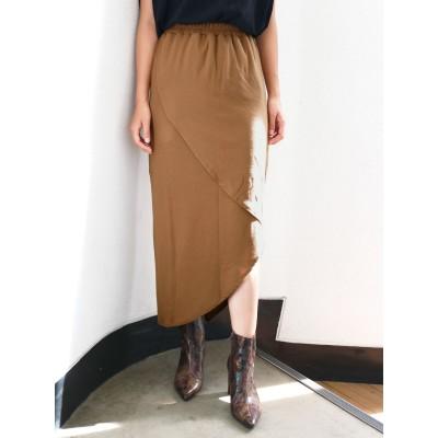 Ungrid アングリッド アシメデザインカットスカート