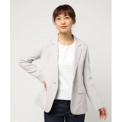 Bou Jeloud / Bab / 二重織テーラードジャケット WOMEN ジャケット/アウター > テーラードジャケット