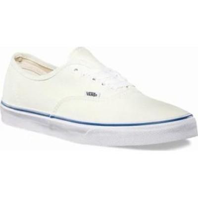 Vans メンズスニーカー Vans Authentic Sneaker Off White