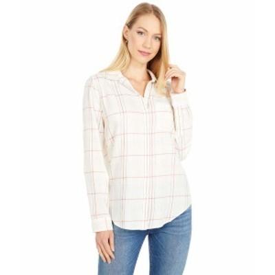 ラッキーブランド レディース シャツ トップス Classic Shirt White Multi