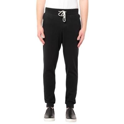 PS PAUL SMITH パンツ ブラック S コットン 55% / レーヨン 43% / ポリウレタン 2% パンツ