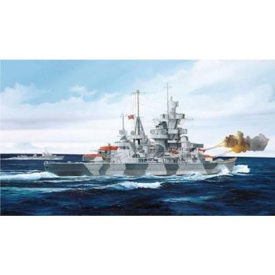 ピットロード1/700 スカイウェーブシリーズ ドイツ海軍 重巡洋艦 アドミラル・ヒッパー 1941 プラモデル W219