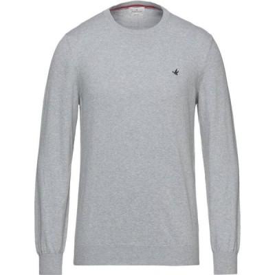 ブルックスフィールド BROOKSFIELD メンズ ニット・セーター トップス sweater Grey