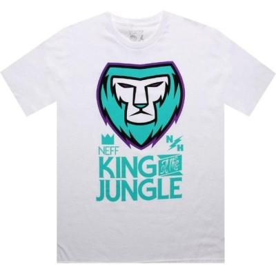 ネフ Neff メンズ Tシャツ トップス King Tee white
