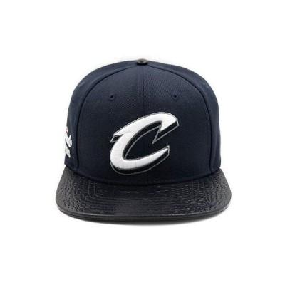 帽子 プロ スタンダード Pro Standard Men's NBA Cleveland Cavs C Logo W/ Pins Buckle Hat Blue Basketball
