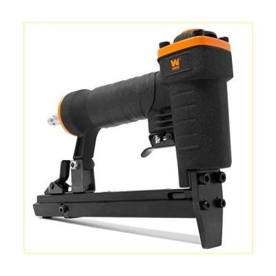【並行輸入品】WEN 61705 20-Gauge 3/8-Inch Crown Air-Powered Pneumatic T50 Stapler for Upholstery and Woodworking