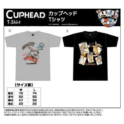 「カップヘッド」CUPHEAD Tシャツ(12個入)