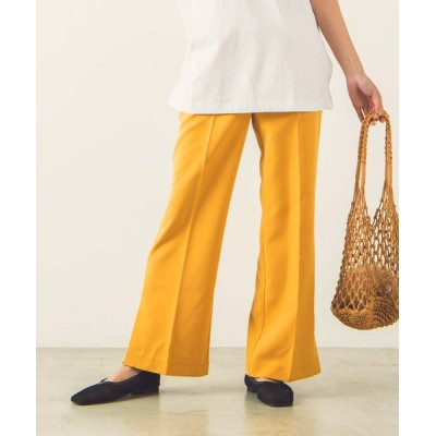 WEGO / WEGO/カラースリットフレアパンツ WOMEN パンツ > スラックス