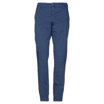 LIU •JO MAN パンツ ブルー 52 コットン 97% / ポリウレタン 3% パンツ