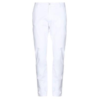 アリーニ AGLINI パンツ ホワイト 33 コットン 97% / ポリウレタン 3% パンツ