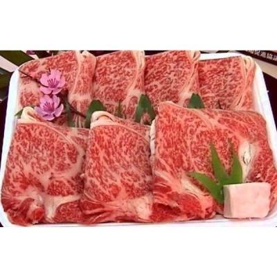 特上黒毛和牛ロースすき焼(500g入)