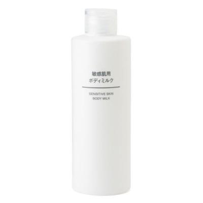 無印良品 敏感肌用ボディミルク 02545406 良品計画
