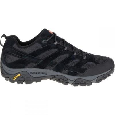メレル Merrell メンズ ハイキング・登山 シューズ・靴 Moab 2 Vent Hiking Shoe Black Night
