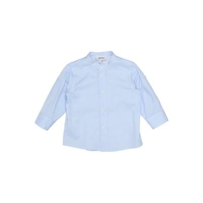 ALETTA シャツ スカイブルー 6 コットン 100% シャツ