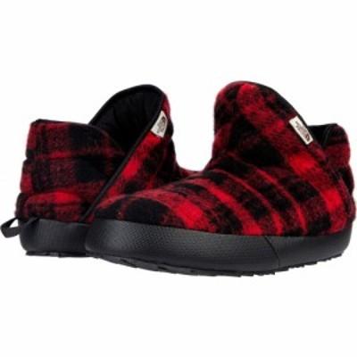 ザ ノースフェイス The North Face メンズ ブーツ シューズ・靴 ThermoBall Traction Bootie TNF Red Plaid/TNF Black